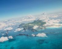 QuadSpinner Archipelago