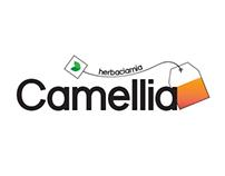 Herbaciarnia Camelia / Camelia Teahouse logo