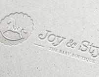 JOY & STYLE // Brand indentity