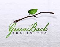 Green Back Publishing - Logo