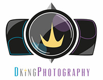 DKingPhotography Logo Development