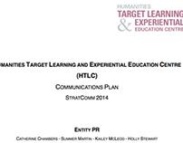 HTLC Communications Plan