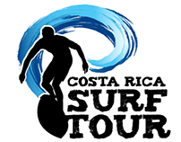 Costa Rica Surf Tour Project / Branding