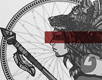 Lucid Warriors | Illustration & Musical Application