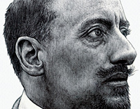 The New Republic Magazine - Gabriele D'Annunzio
