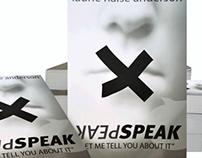 'Speak' Bookcover Redesign