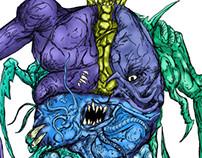 órganos mutantes