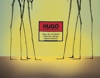 Hugo Create Winning Poster; Surreal Appeal