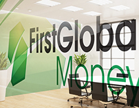 First Global Money's Corporate Identity Concept