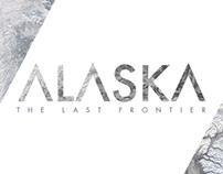 Alaska travel brochure