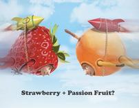 Fruit-tella: The Joy of Fruit