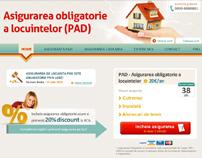 Webdesign: Asigurarea PAD