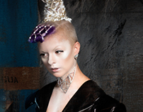 KING'S COURT-EDITORIAL FOR FASHION COUTURE MAGAZINE
