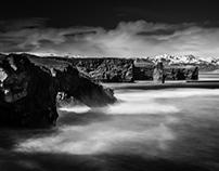A Dark Coast, Iceland