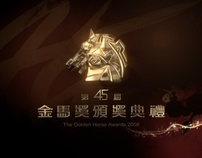 The 45th Golden Horse Awards package design