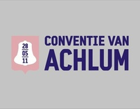 Leader-Package: Conventie van Achlum