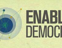 Enabling Democracy: Opinion Poll Aggreagtor