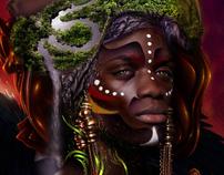 African God