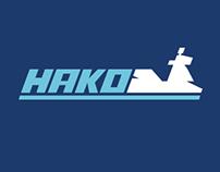 HAKO - Brand Identity