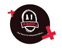 Bleep.com Redesign