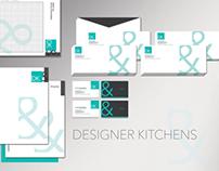 DK&M   Designer Kitchens & More Branding