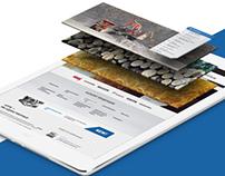APRB. Corporate website