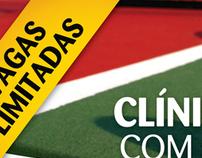 Banner Clínica de Tênis
