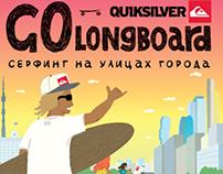 QS Go Longboard