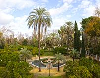 El Parque de María Luisa, Sevilla