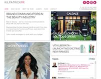 Kilpatrick PR Website