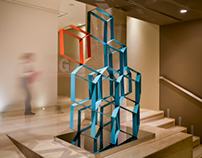 Dimensions Sculpture for H72 (Hotel Hues)