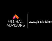 Global Advisors UAE, Buisness Cards