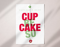 Cupcake o Beso