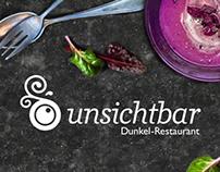unsichtbar Dark Restaurant