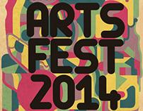 Arts Fest 2014 - Vision West Notts [25.03.2014]