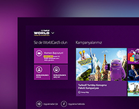 Worldcard Windows 8 App