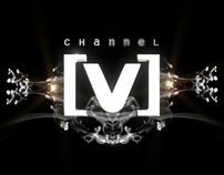 2008 Channel [V] re-branding campaign
