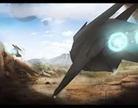 Explorational drones