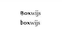 Boxwijs