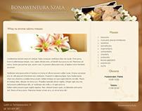 Bonawentura Szala webpage