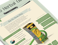 Leaflets infographic