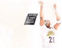 Career Stats in NBA
