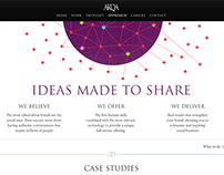 AKQA - Approach and Thought Sections