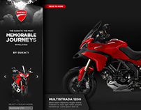 Ducati Memorable Journeys in Malaysia