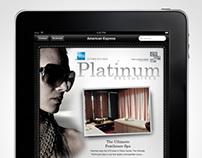 American Express Platinum App