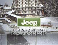 Jeep Uniqa Ski Race 2014 Video