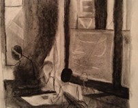 Introduction to Drawing spring 2013 Class