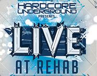 HU Live @ Rehab