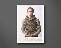 Scott Areman Postcards