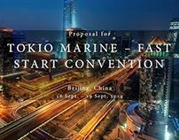 Presentation for Tokyo Marine